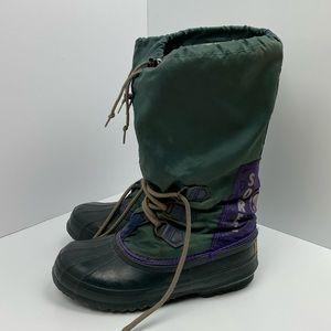 vintage sorel freestyle snow boot